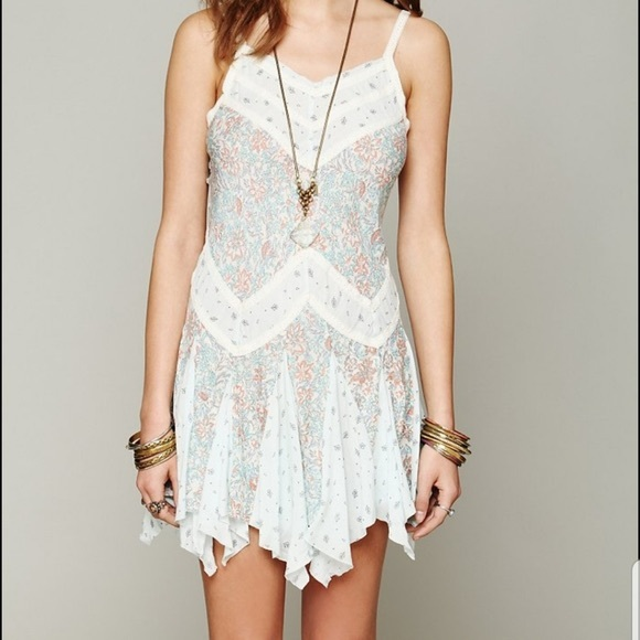 Free People Dresses & Skirts - Intimately free people ditsy floral slip dress